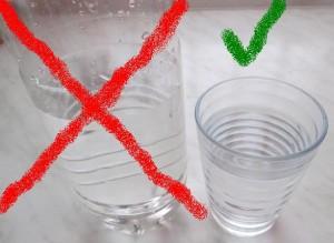 balená voda