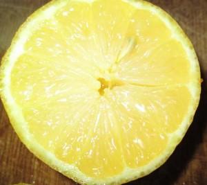 citrón pre zdravie