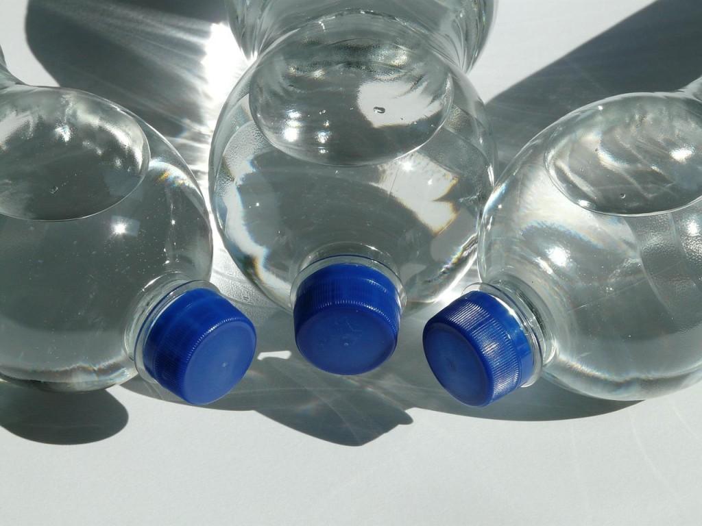 nevyhody balenej vody