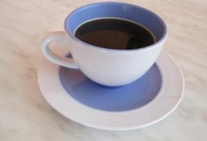 učinky kávy
