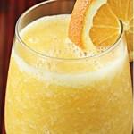 Pomarančové smoothie