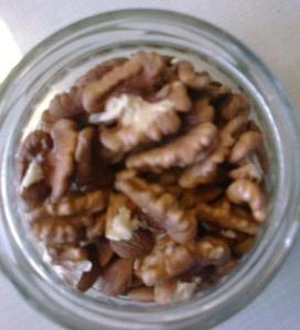 účinky vlašských orechov