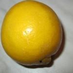 Citronová kôra má liečivé účinky  no treba si dať pozor