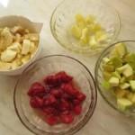Domáce musli s ovocím