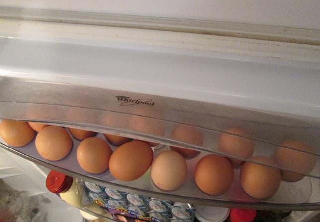 vajíčka ako základ raňajok