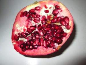 granátové jablko antioxidanty vitamíny