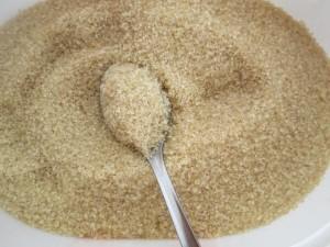 hnedý cukor uskladnenie