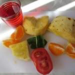 Ananásovo – jablkovo – pomarančové smoothie s mätou