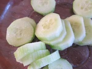 uhorka pre chudnutie