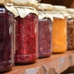 Kompóty, džemy, sušenie a mrazenie ovocia