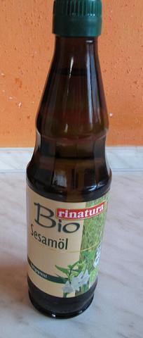 sézamový olej 500 ml biostrava