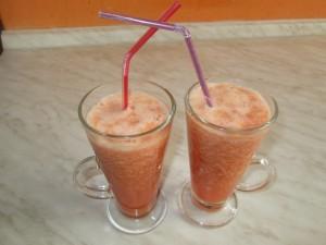 smoothie z grepu pre chudnutie
