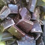 Horká pravá čokoláda je zdravá