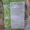raw konopné semienka 200 g