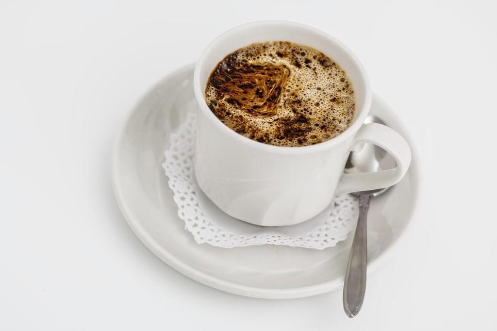 ucinky kavy na organizmus