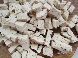 zdravý recept tofu syr