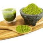 Japonský zelený čaj  Matcha