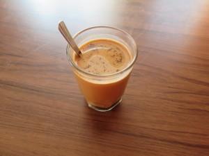 káva na ranajky