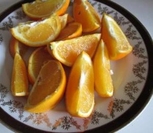 pomaranč pný zdravia