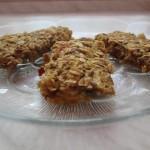 Zdravá musli koláčoplacka zosvených vločiek ajabĺk bez múky