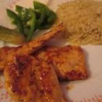 Kuracie prsia v chilli medovej marináde s ryžou basmati – zdravý recept