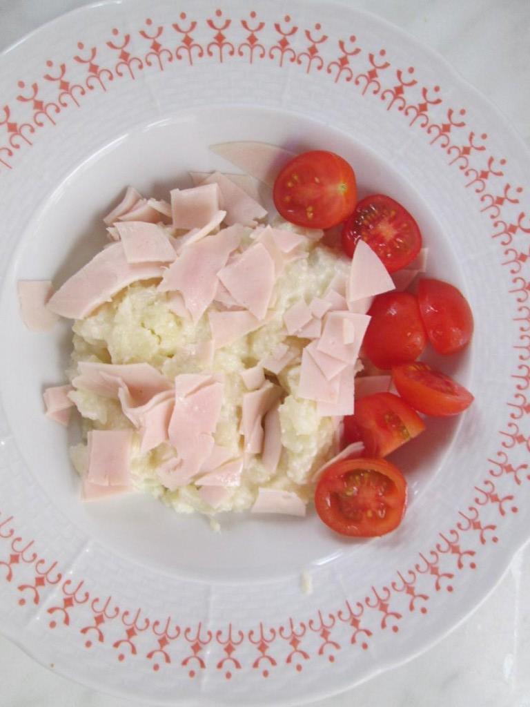 rychly a zdravy recept karfiolove halusky bez muky s bryndzou