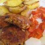 Zeleninové fašírky bez mäsa – recept plný bielkovín
