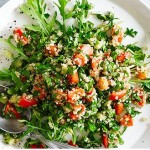 Quinoa so šalátom – rýchly a zdravý recept