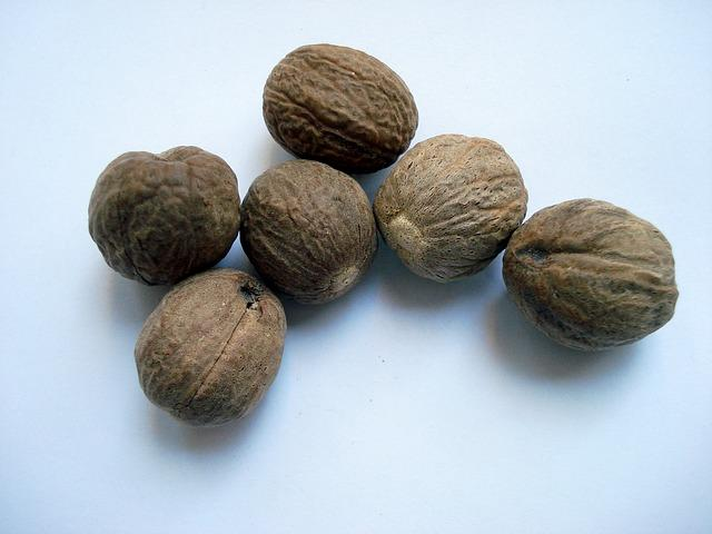 muškátovy orech oriesok pre zdravie
