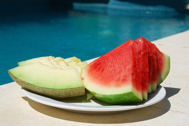 melon pre zdravie