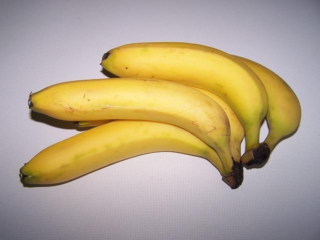 banany pre zdravie