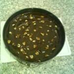 Mrkvovo-ovseno-banánovo-jahodová torta
