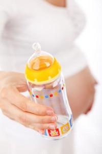 potraviny pre podporu dojcenia, kojenia