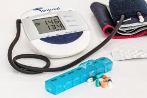 vysoký krvny tlak liečba