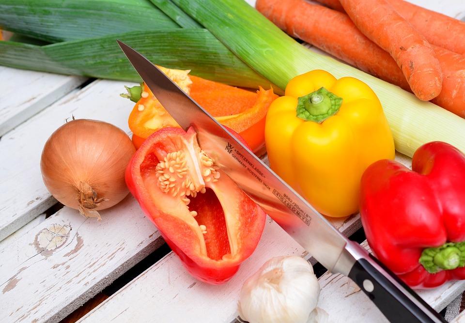 zelenina pre dojcenie